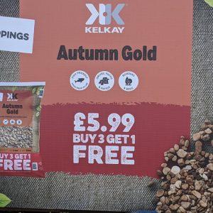 Autumn Gold Gravel