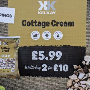 Cottage Cream Gravel